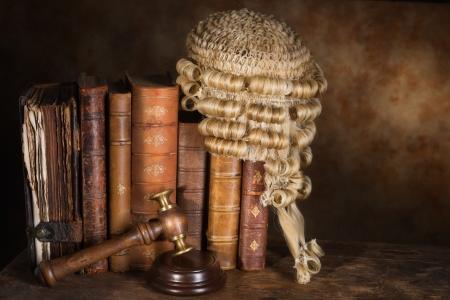 judges wig