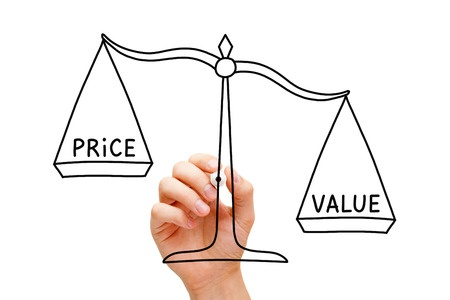 price value
